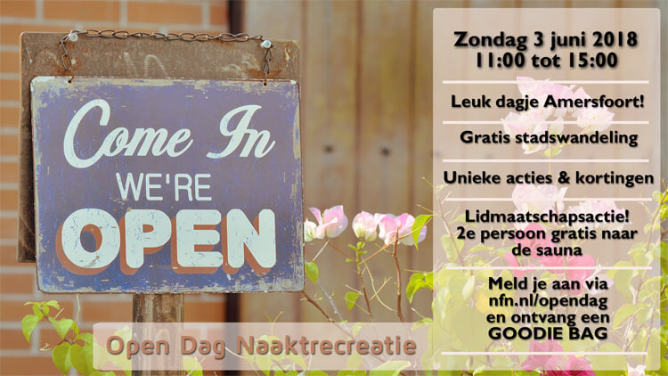 Open Dag Naaktrecreatie