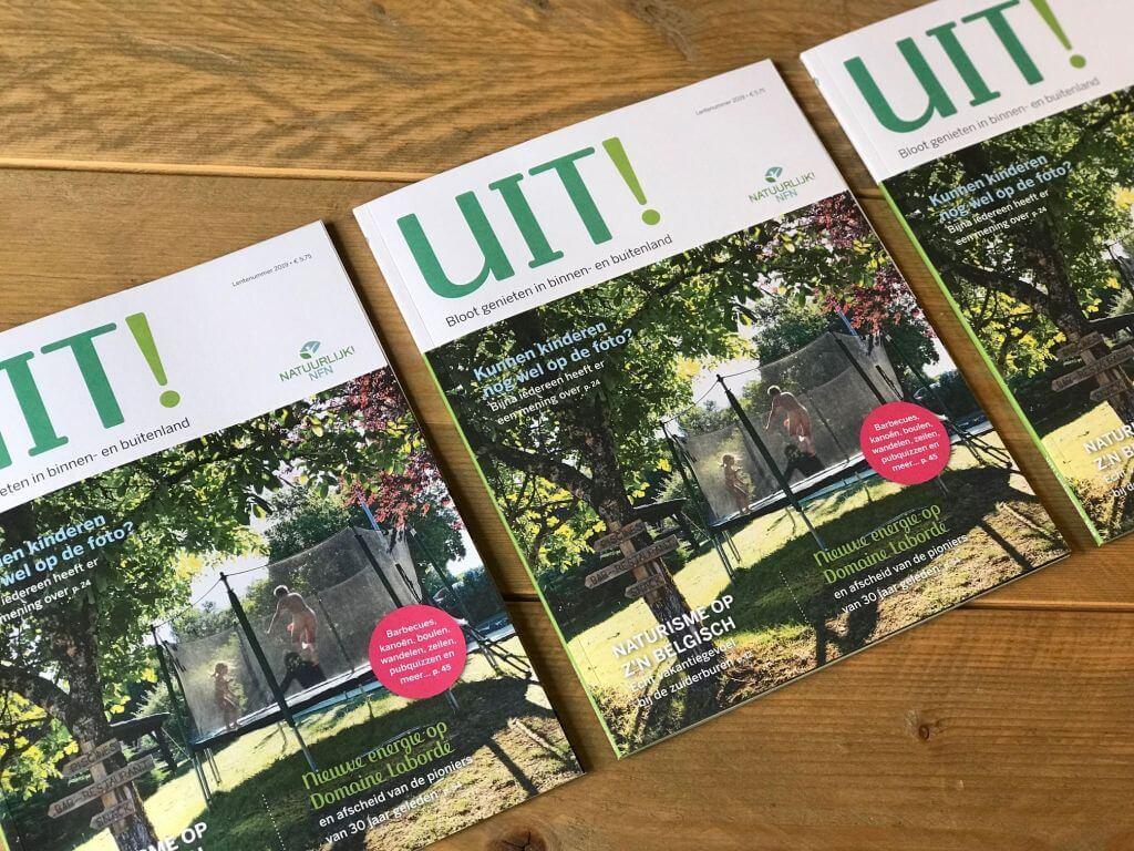 UIT! magazine