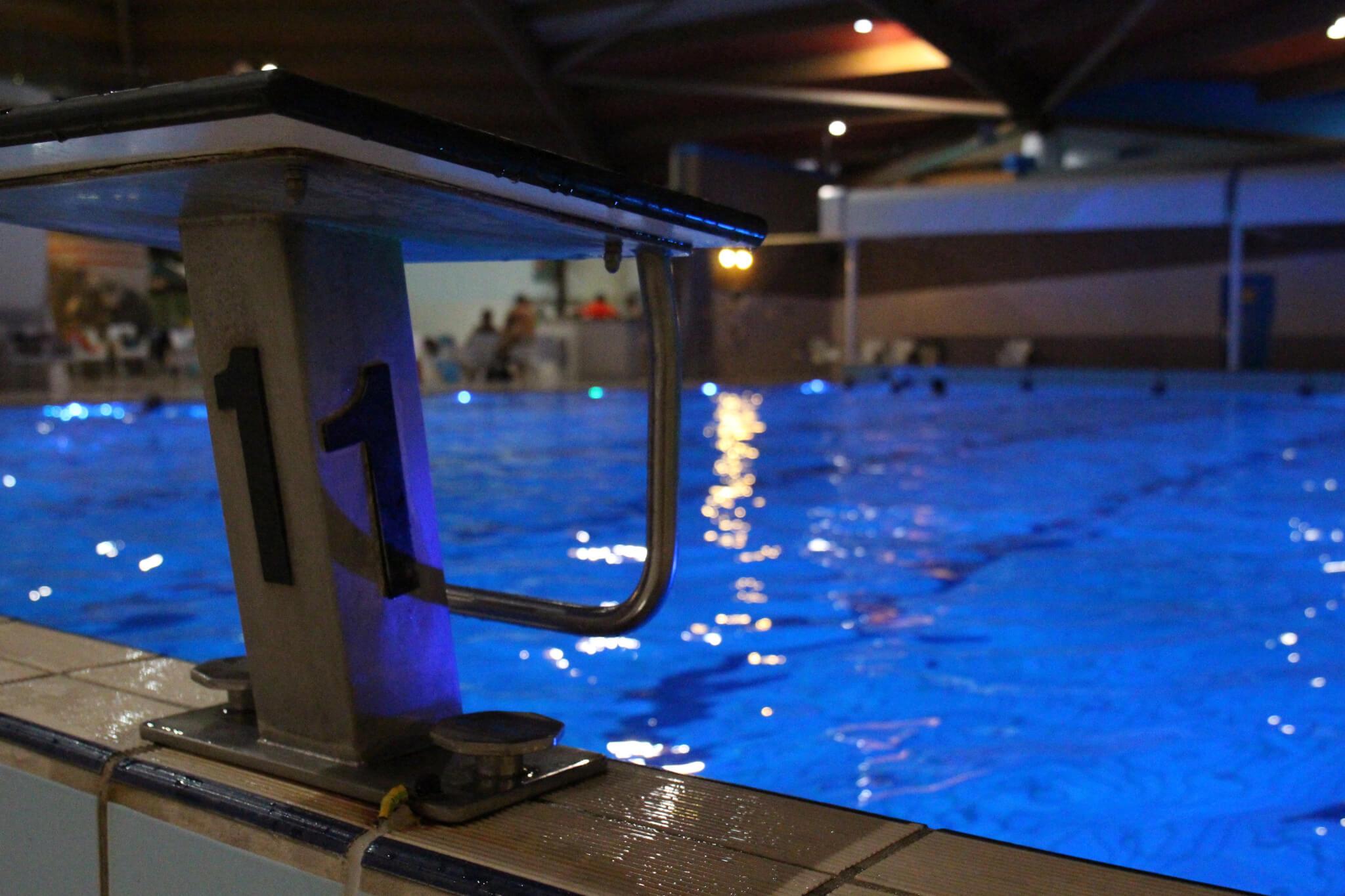 NatuurlijkNFN zwemfeest De Scheg duiken