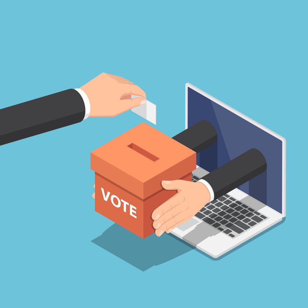 Stemmen voor de Ledenraad