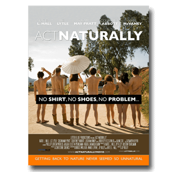 film act-naturally naturisme