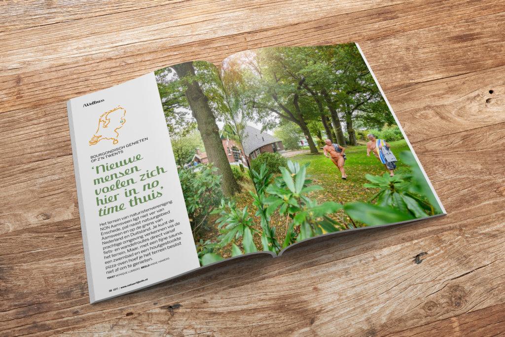 UIT! #4 non aamsveem magazine natuurlijk! nfn winternummer 2020