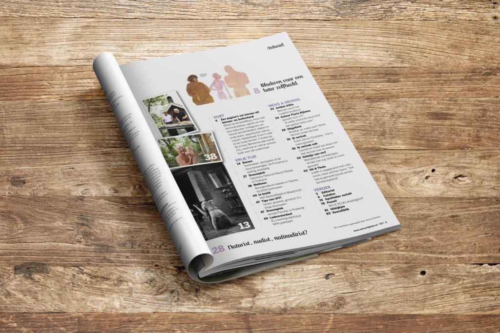 UIT! #4 inhoud magazine natuurlijk! nfn winternummer 2020