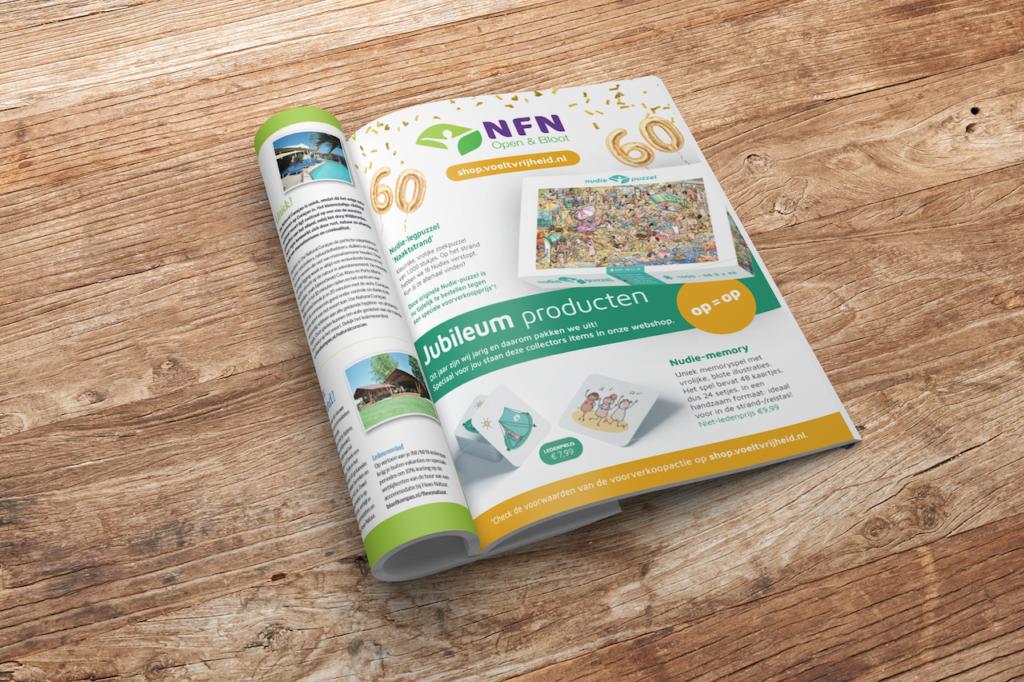 Natuurlijk! NFN - magazine UIT! - Jubileum-Producten