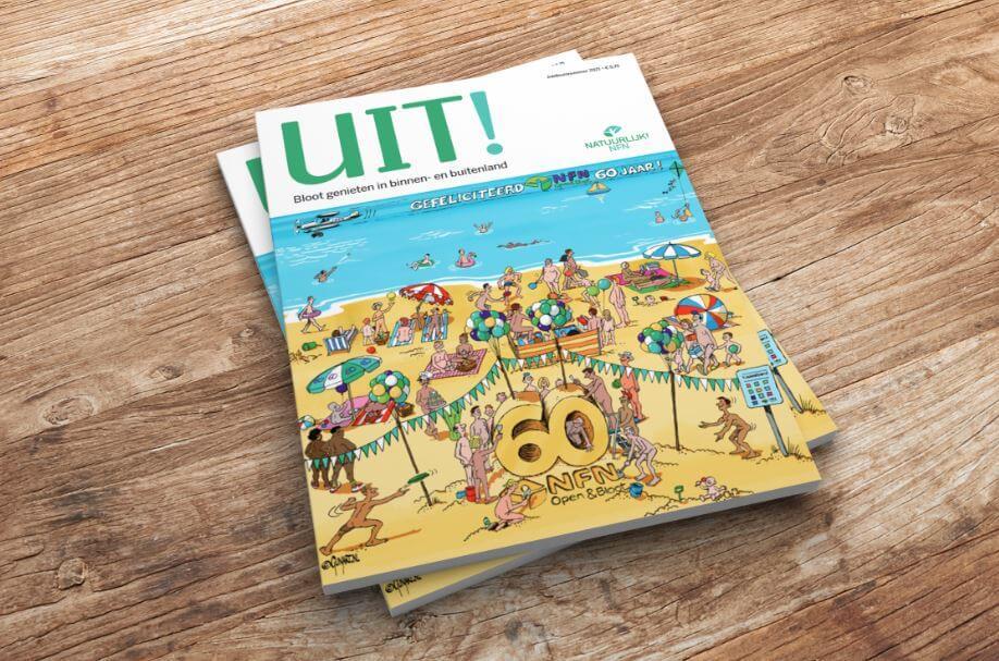 UIT! Magazine cover