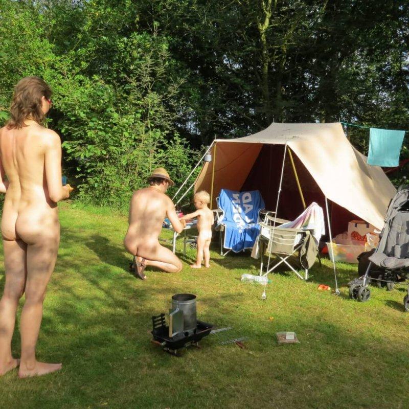 camping kamperen Lichtbond Noord De Mierenhoop natuurlijk! nfn
