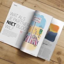 UIT! magazine lentenummer 2020 natuurlijk! nfn